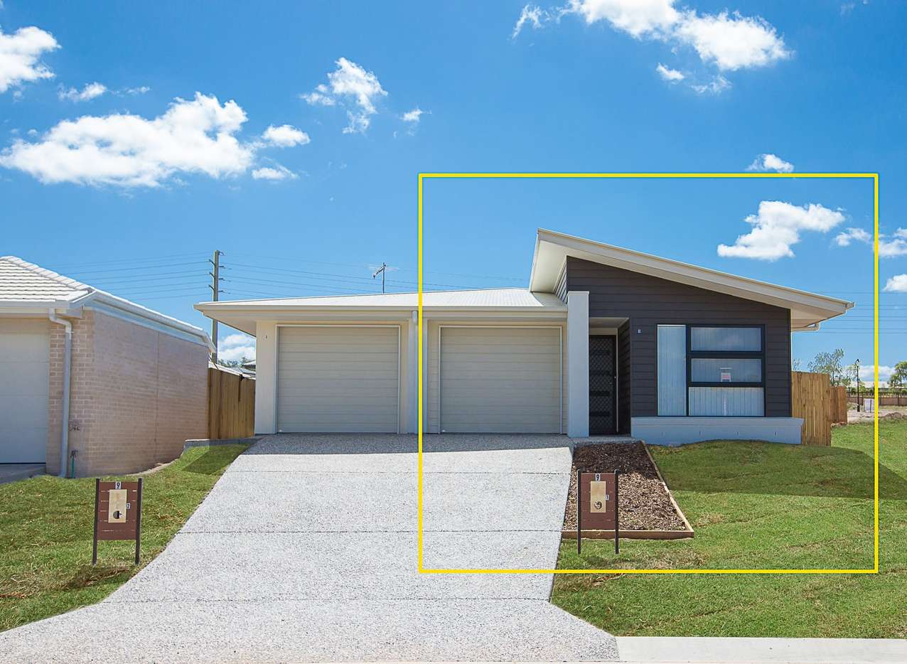 Main view of Homely house listing, 1/9 Larter Street, Brassall, QLD 4305