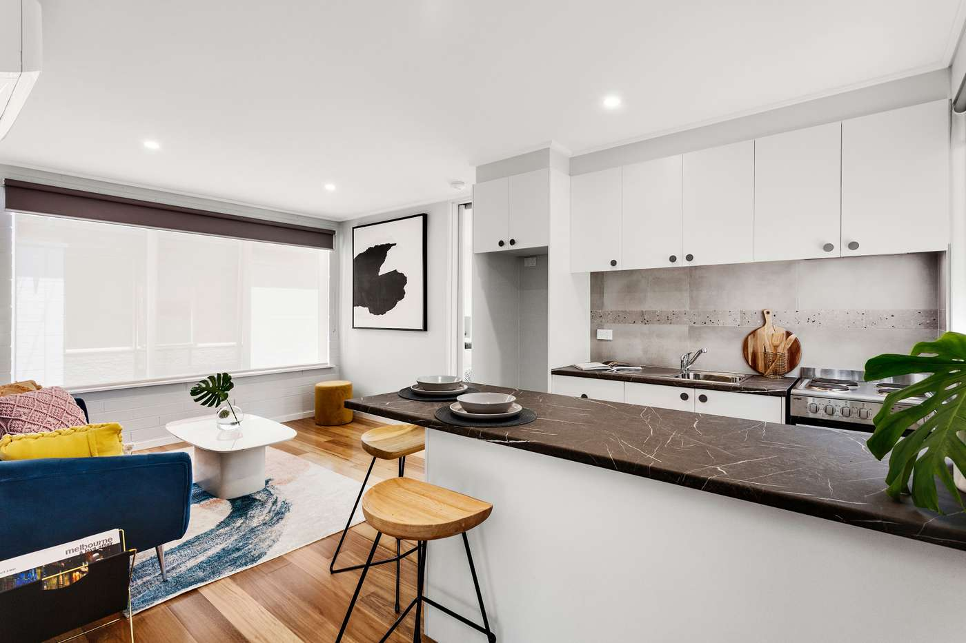 Main view of Homely apartment listing, 12/24-26 Park Crescent, Caulfield North, VIC 3161