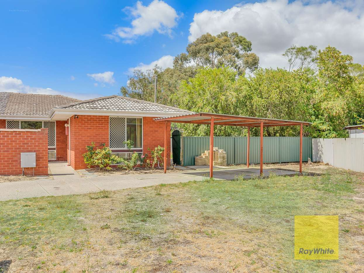 Main view of Homely semidetached listing, 23 Redross Court, Armadale, WA 6112