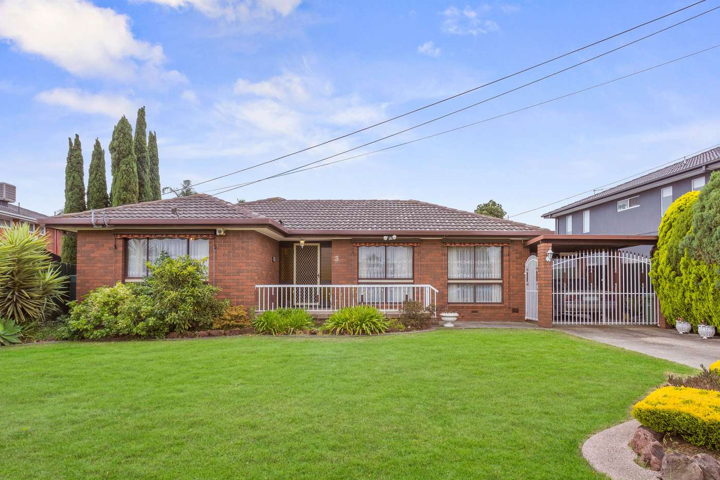 Main view of Homely house listing, 3 Grantley Drive, Gladstone Park, VIC 3043