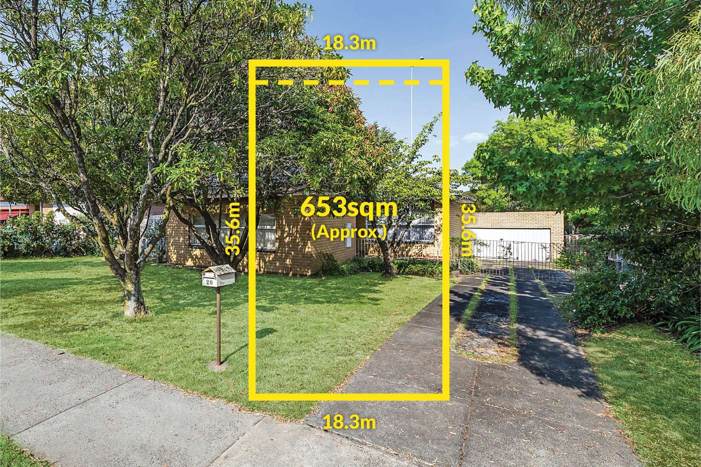 Main view of Homely house listing, 20 Brentwood Drive, Glen Waverley, VIC 3150