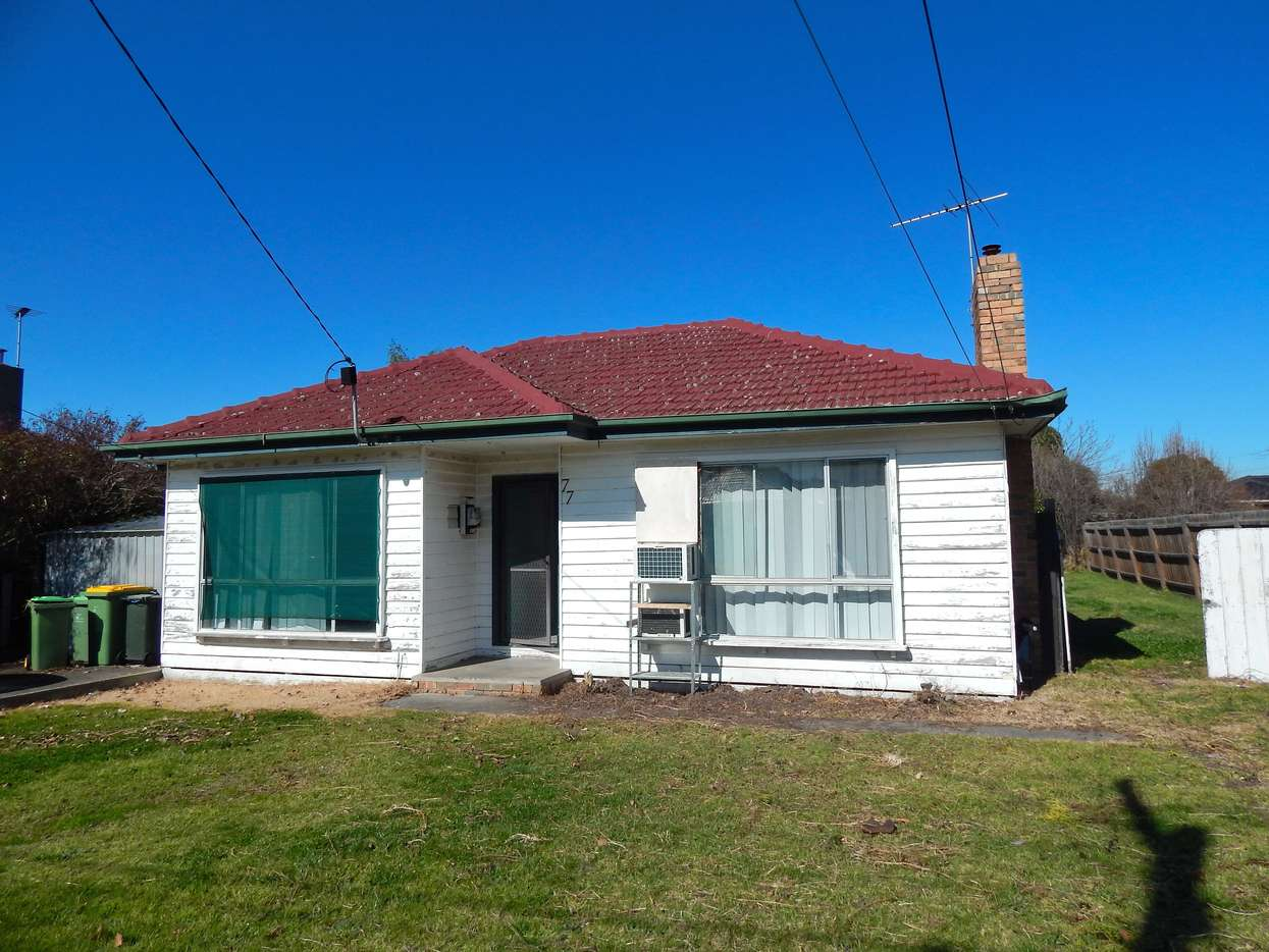 Main view of Homely house listing, 77 Broadhurst Avenue, Reservoir, VIC 3073