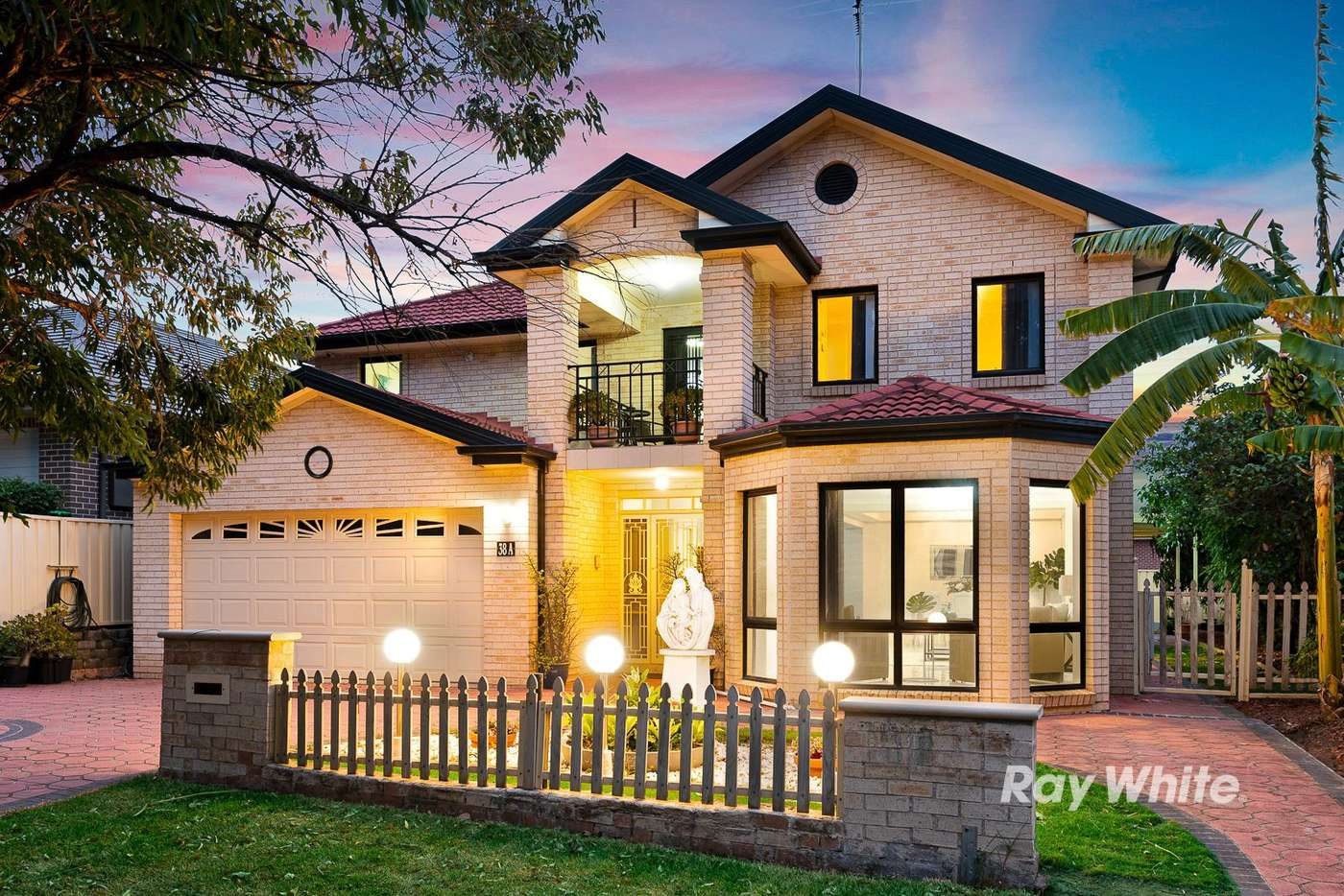 Main view of Homely house listing, 38A Blue Bell Circuit, Kellyville, NSW 2155