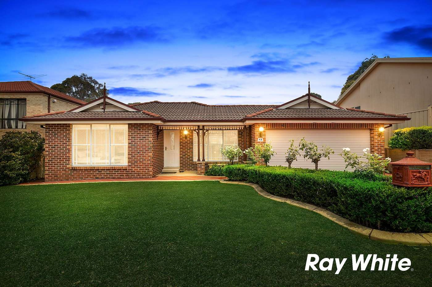 Main view of Homely house listing, 12 Hollydale Crescent, Prospect, NSW 2148