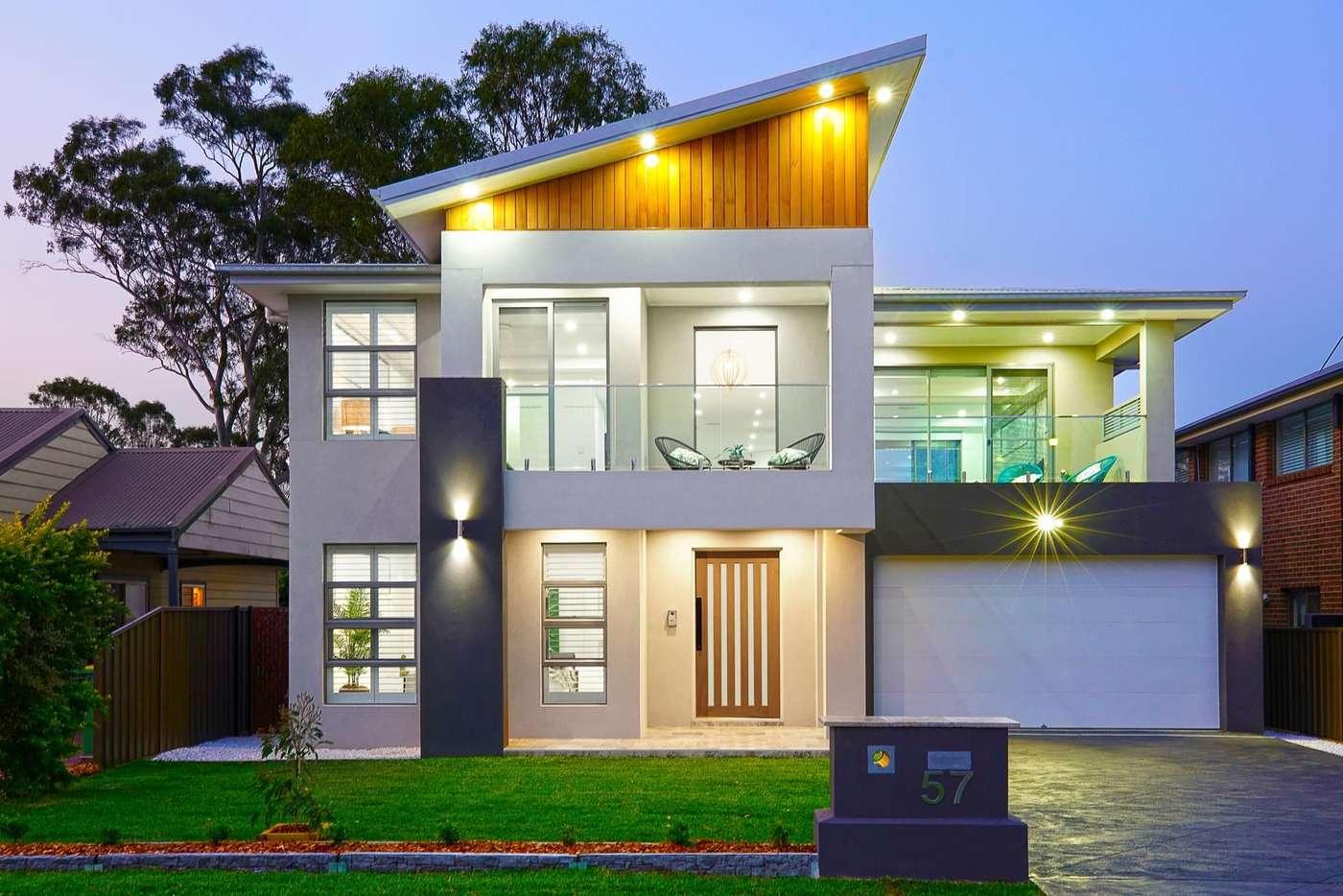 Main view of Homely house listing, 57 Loftus Street, Regentville, NSW 2745