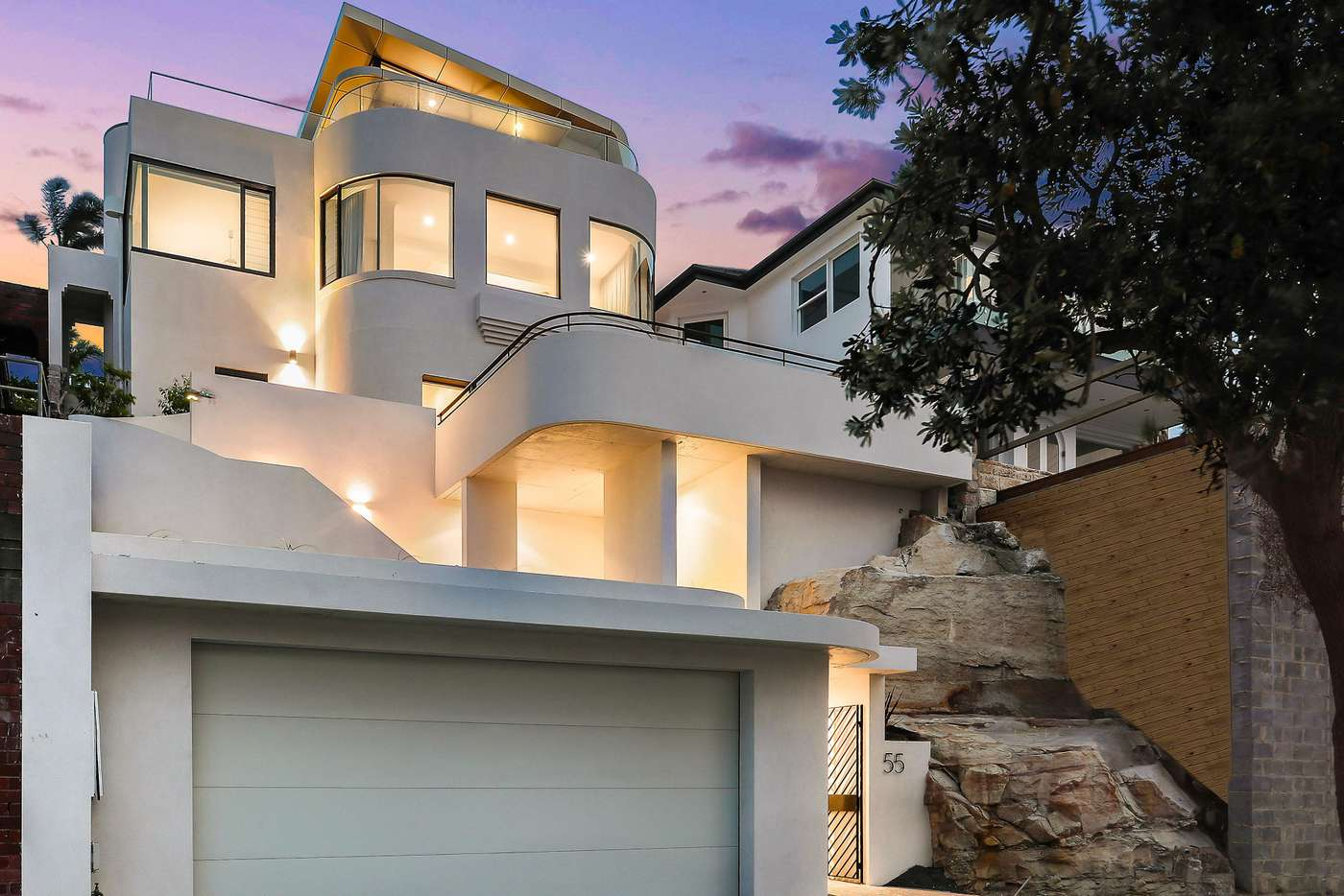 Main view of Homely house listing, 55 Hardy Street, Dover Heights, NSW 2030