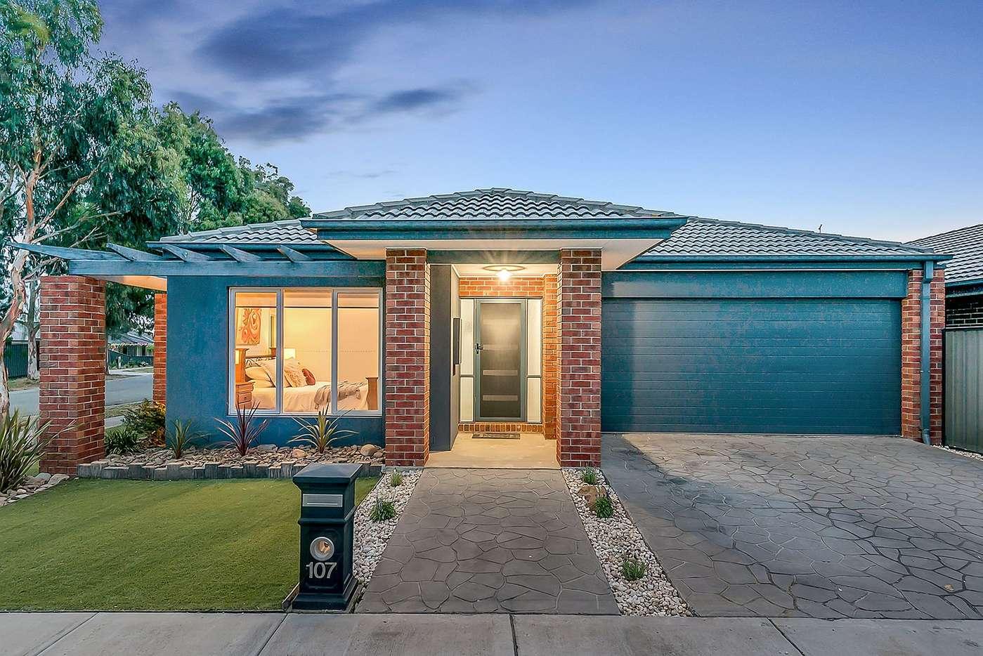 Main view of Homely house listing, 107 Huntington Drive, Craigieburn, VIC 3064