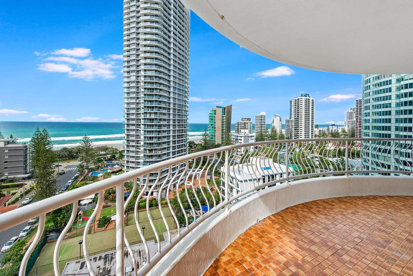 Main view of Homely unit listing, 12B Aegean 30 Laycock Street, Surfers Paradise, QLD 4217