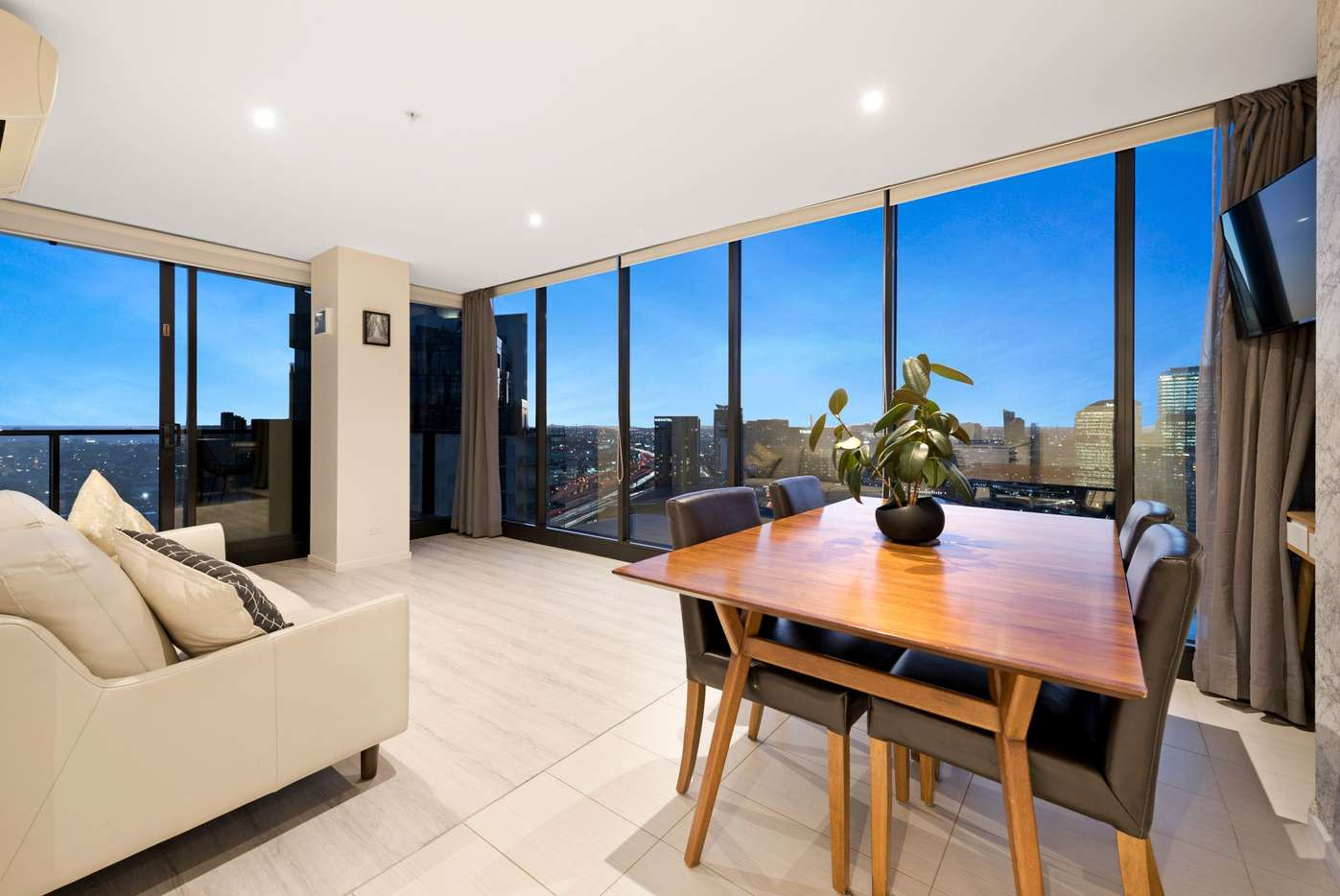 Main view of Homely apartment listing, 2806/46-50 Haig Street, Southbank, VIC 3006