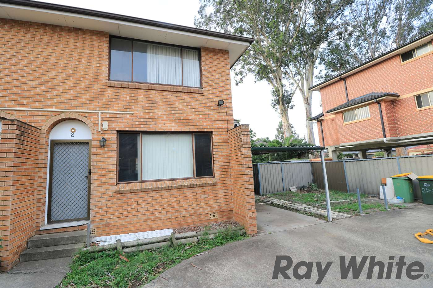 Main view of Homely townhouse listing, 8/3-7 Wilde Street, Carramar, NSW 2163