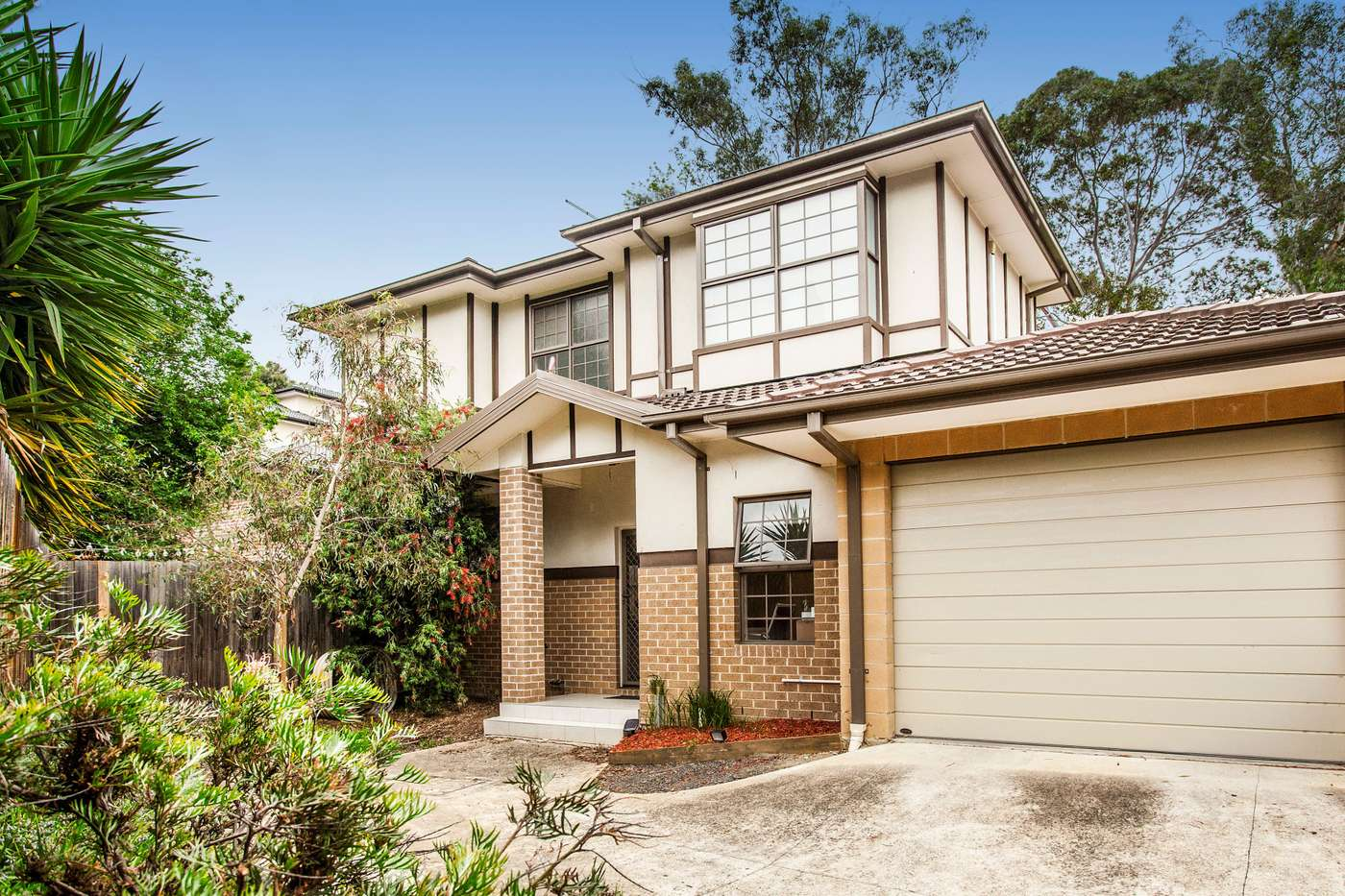 Main view of Homely townhouse listing, 3/8 Tarrangower Avenue, Mitcham, VIC 3132