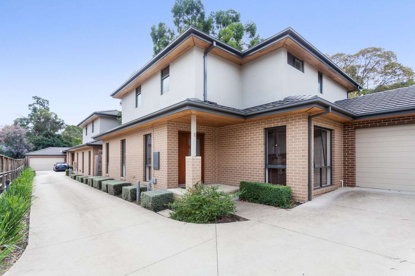 Main view of Homely house listing, 2/10 Berry Road, Bayswater North, VIC 3153