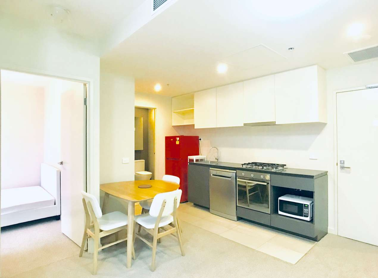 Main view of Homely apartment listing, 1409/568 Collins Street, Melbourne, VIC 3000