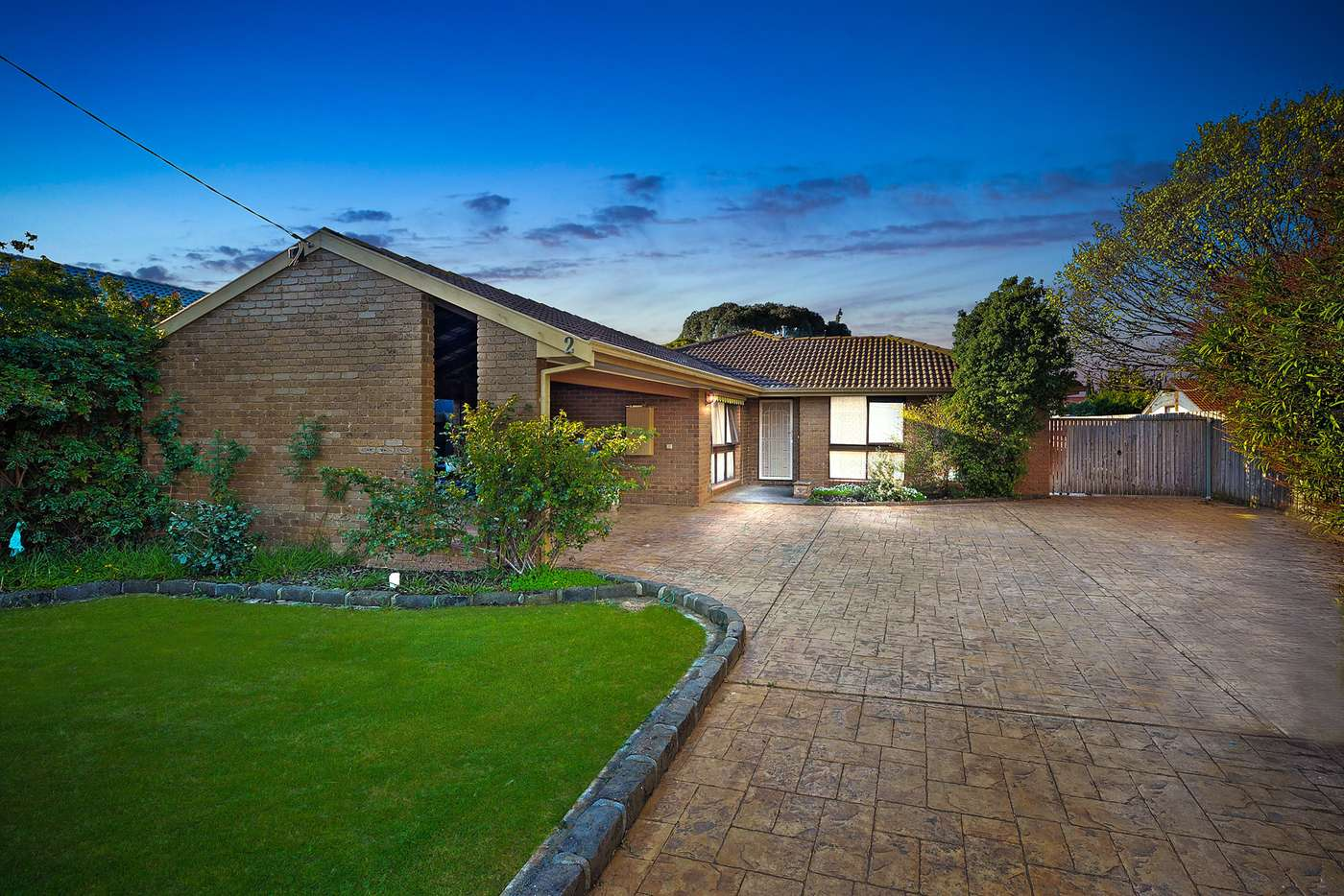 Main view of Homely house listing, 2 Loxley Court, Hoppers Crossing, VIC 3029