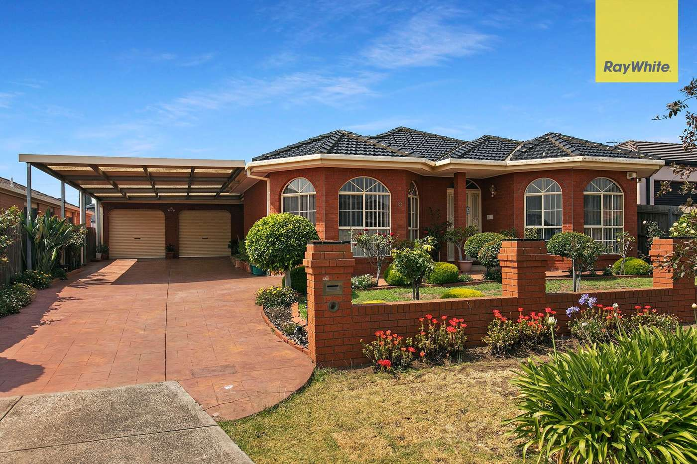 Main view of Homely house listing, 10 Jackson Circuit, Albanvale, VIC 3021