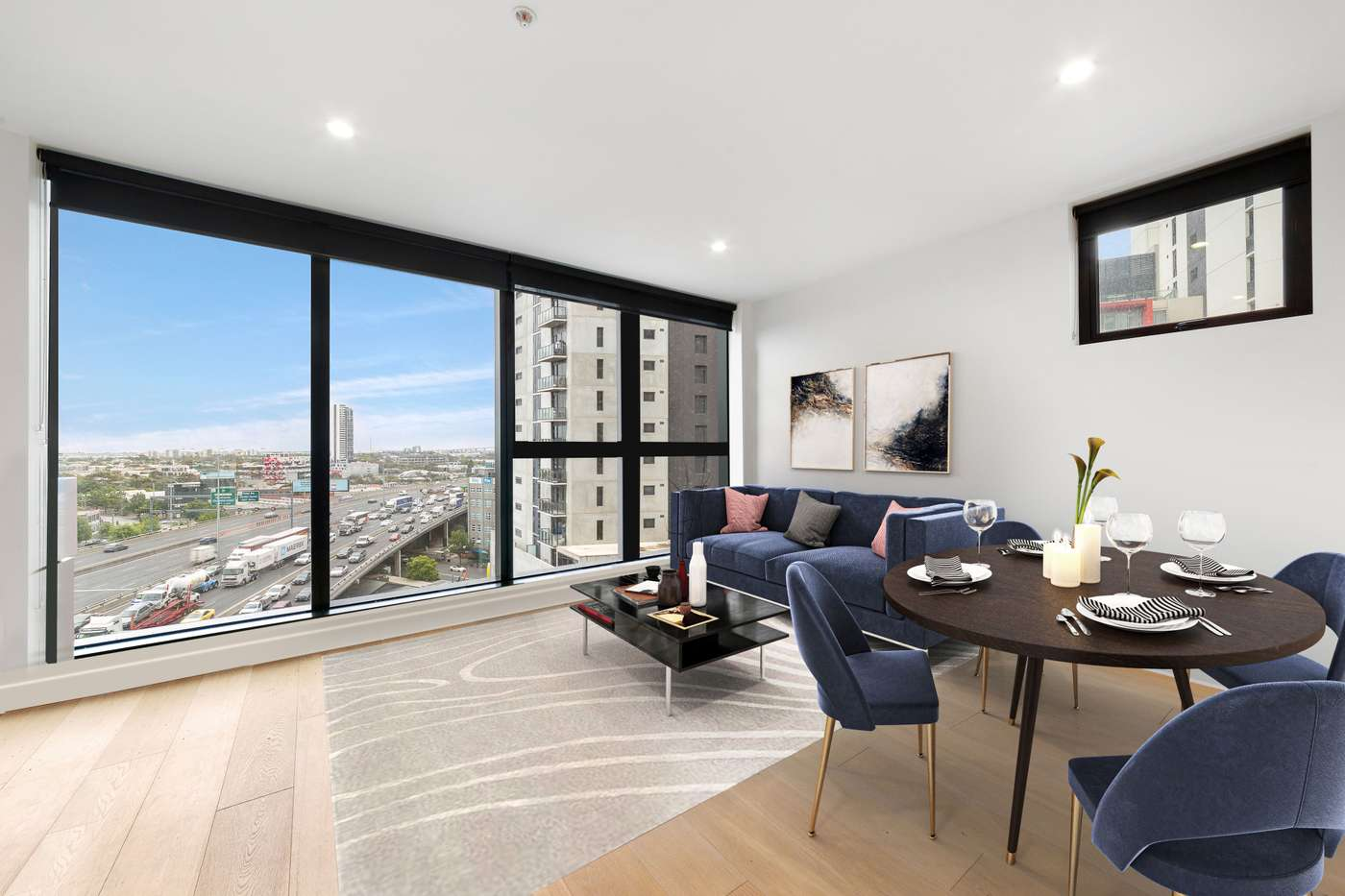 Main view of Homely apartment listing, 1004/58 Clarke Street, Southbank, VIC 3006