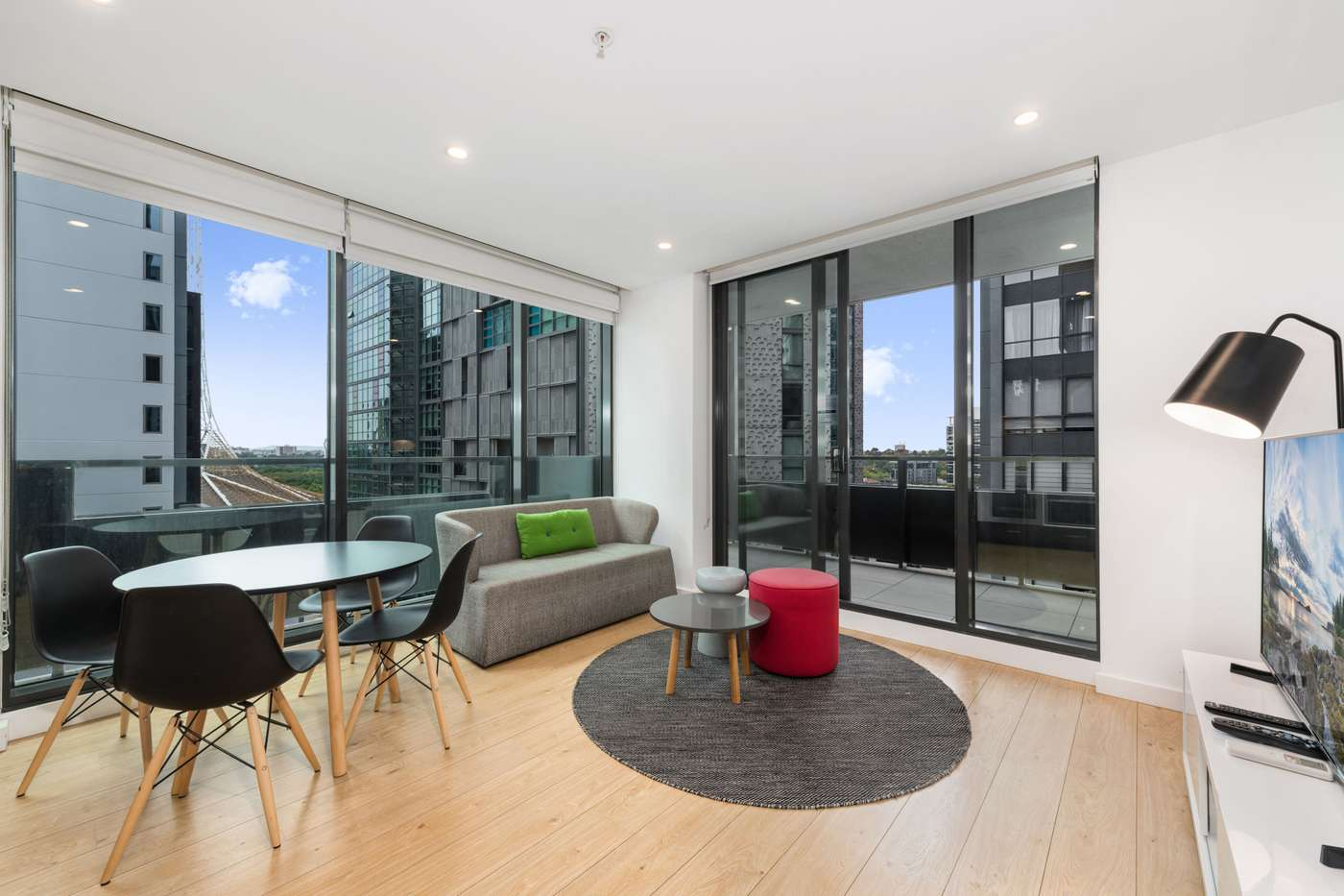Main view of Homely apartment listing, 1507/57-61 City Road, Southbank, VIC 3006