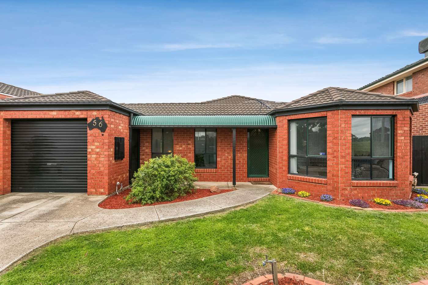 Main view of Homely house listing, 56 Sommeville Drive, Roxburgh Park, VIC 3064