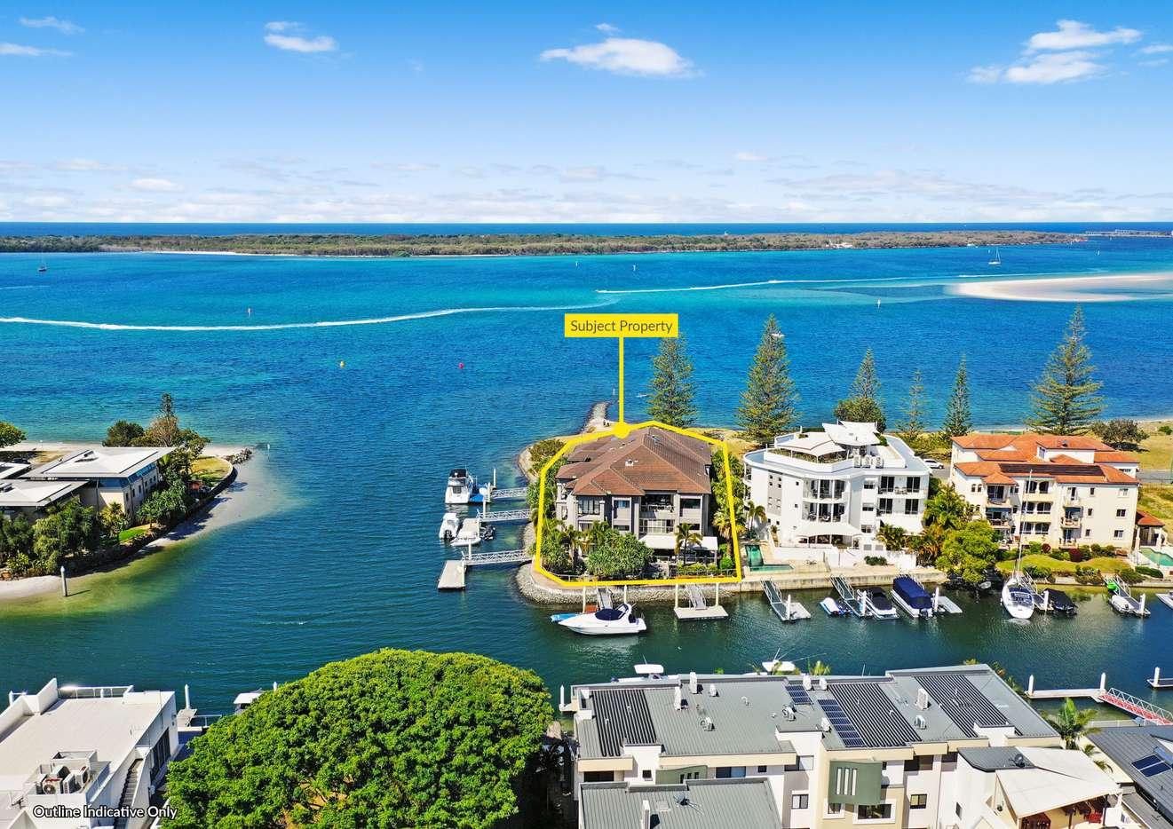 Main view of Homely unit listing, 6/36 Oatland Esplanade, Runaway Bay, QLD 4216