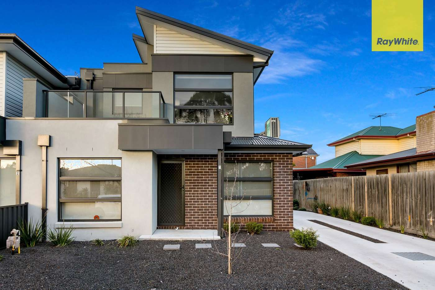 Main view of Homely townhouse listing, 1/4 Orange Street, Braybrook, VIC 3019