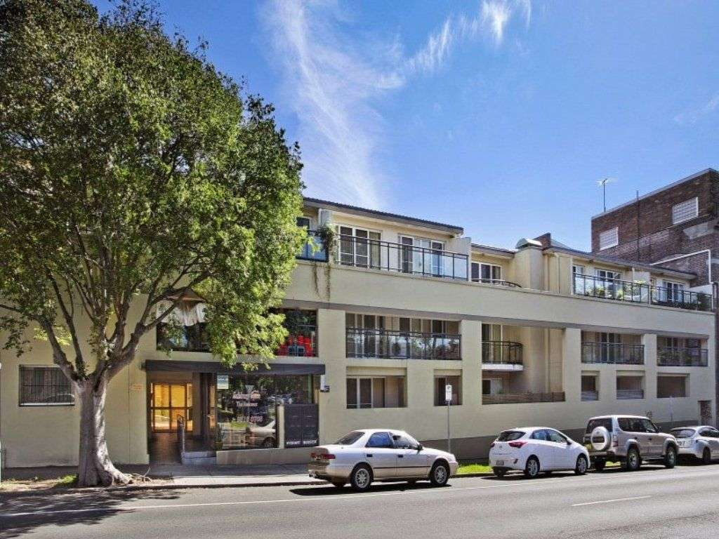 Main view of Homely apartment listing, 23/176-180 Salisbury Road, Camperdown, NSW 2050