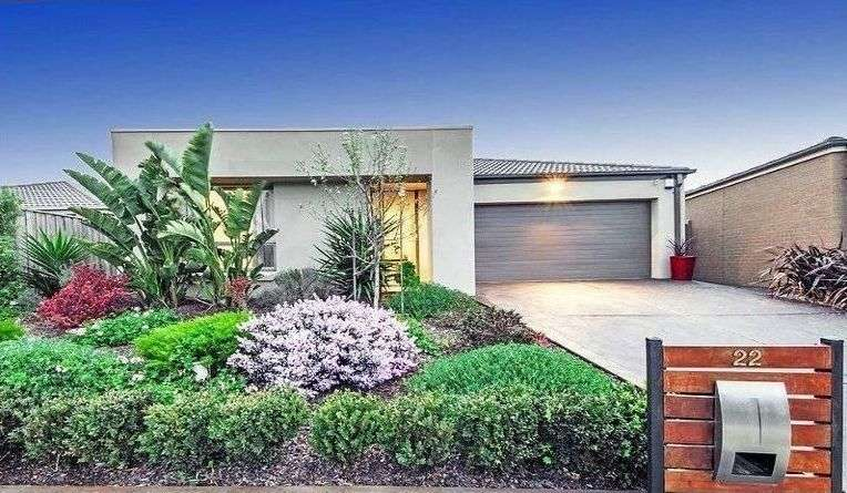 Main view of Homely house listing, 22 Fieldwren Drive, Williams Landing, VIC 3027
