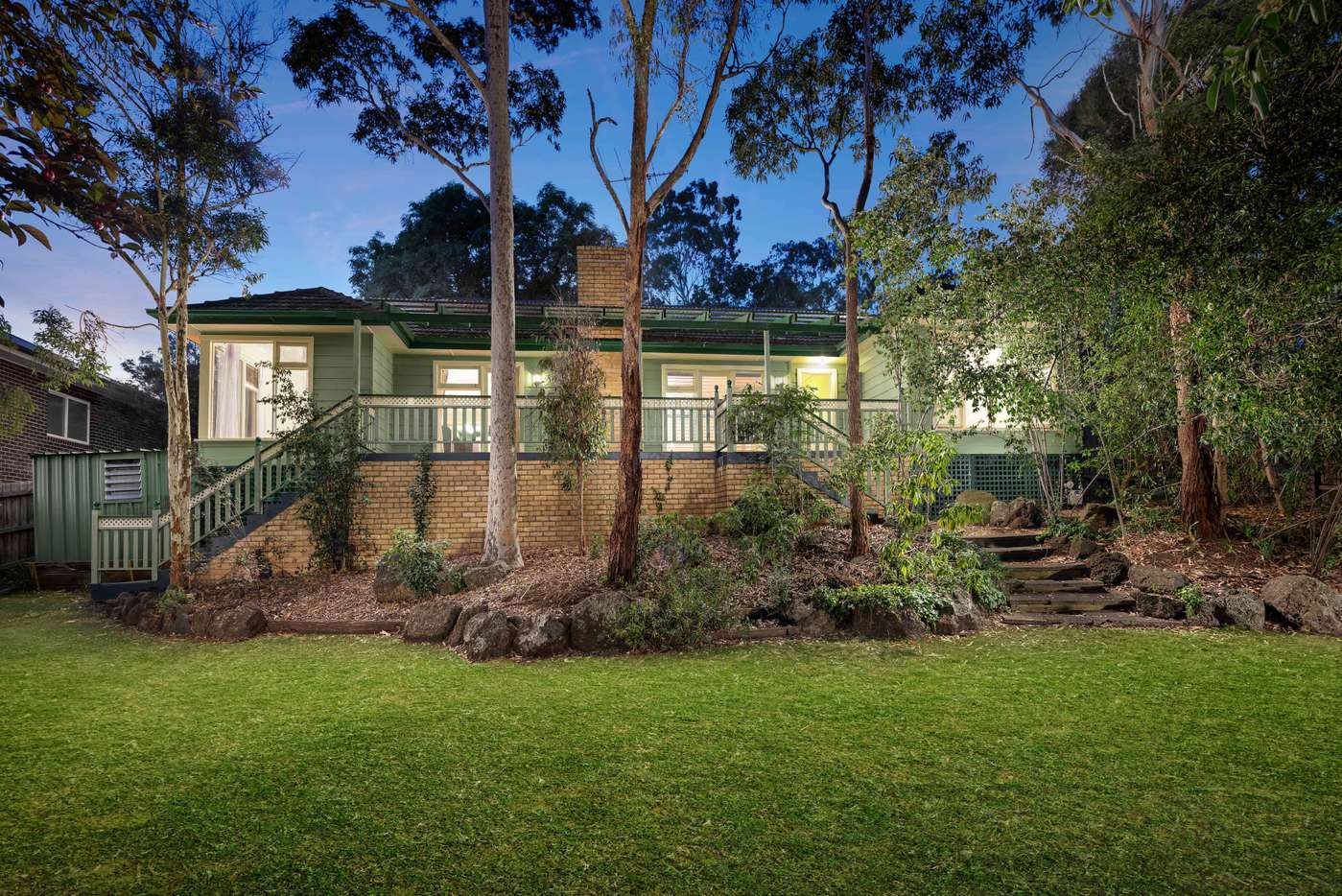 Main view of Homely house listing, 94 Greenhill Road, Greensborough, VIC 3088