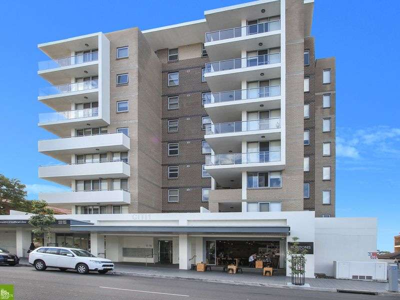 Main view of Homely unit listing, 42/11-15 Atchison Street, Wollongong, NSW 2500