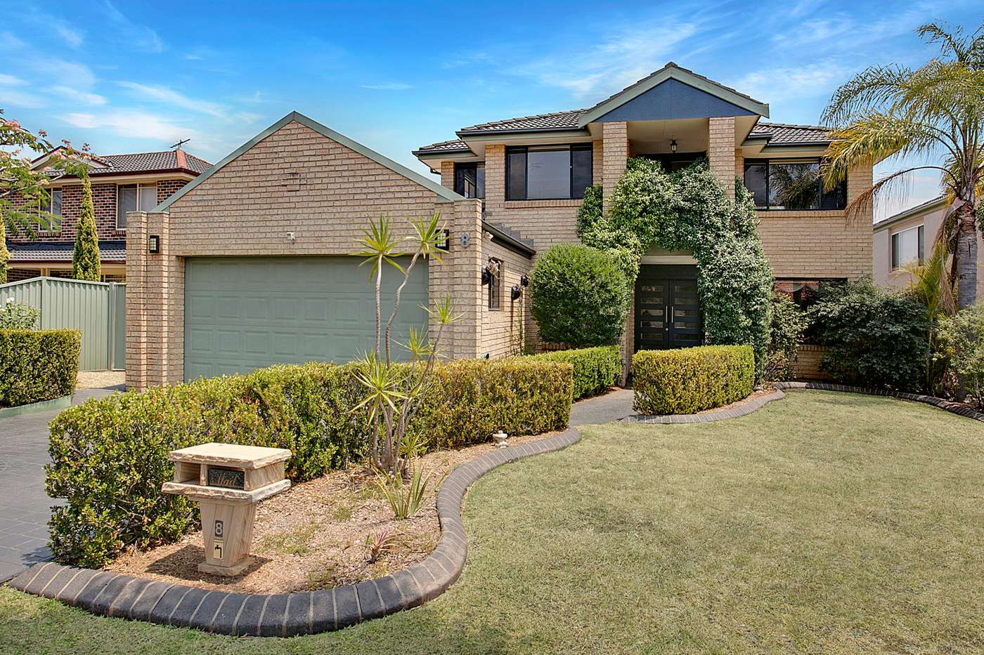 Main view of Homely house listing, 8 Tench Way, West Hoxton, NSW 2171