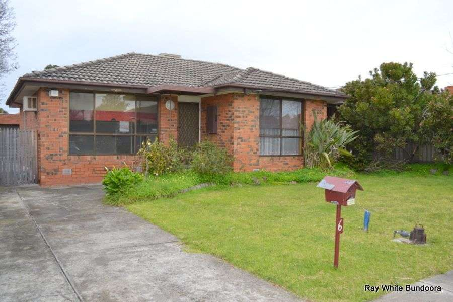 Main view of Homely house listing, 6 Kevin Street, Bundoora, VIC 3083