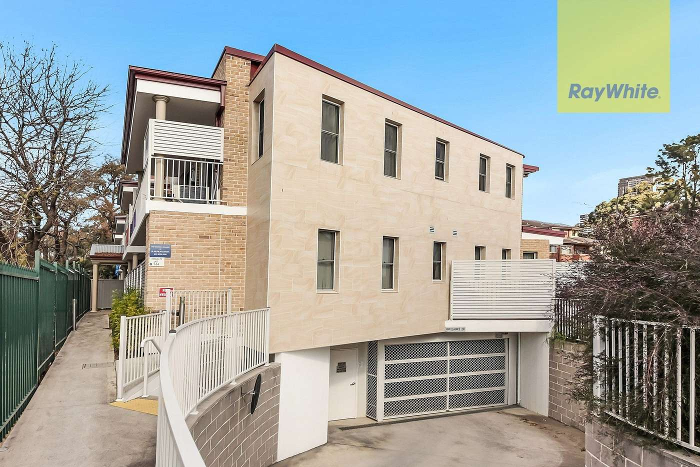 Main view of Homely studio listing, 2/63 Victoria Road, Parramatta NSW 2150