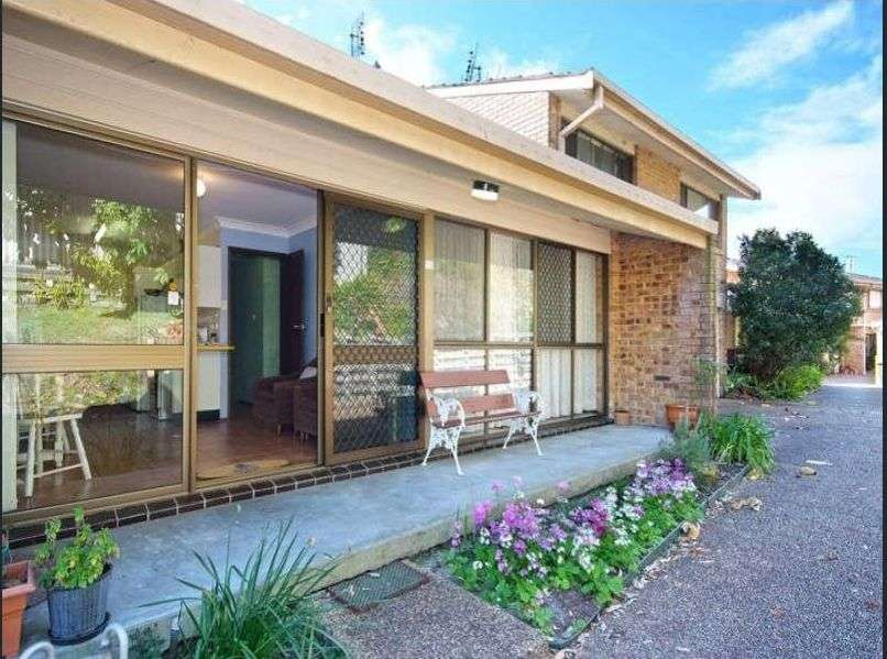 Main view of Homely townhouse listing, 12/95 Park Avenue, Kotara, NSW 2289