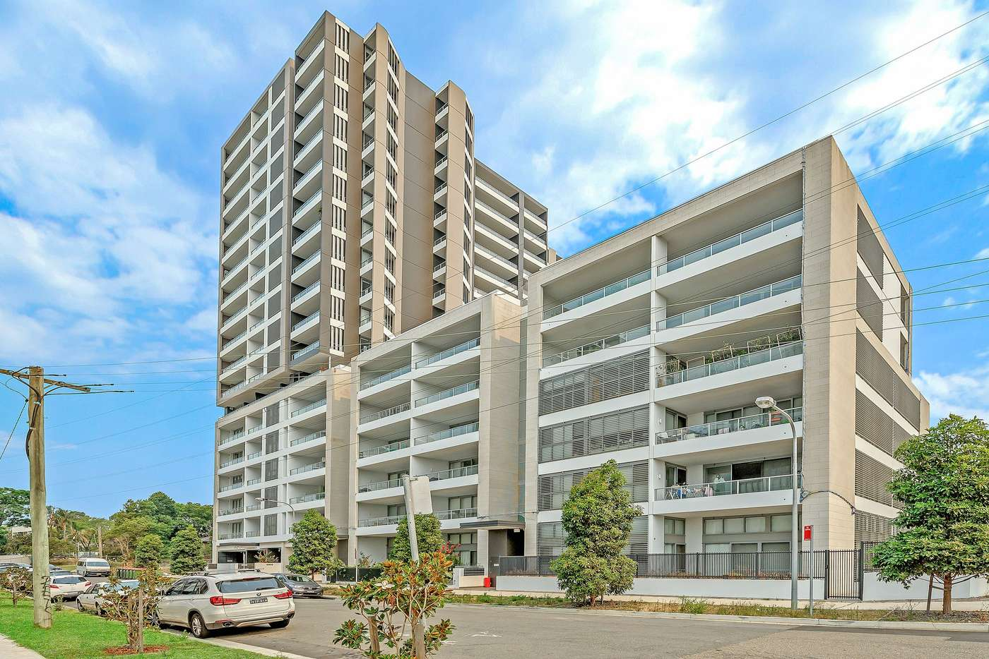 Main view of Homely apartment listing, 124/2-8 James Street, Carlingford NSW 2118