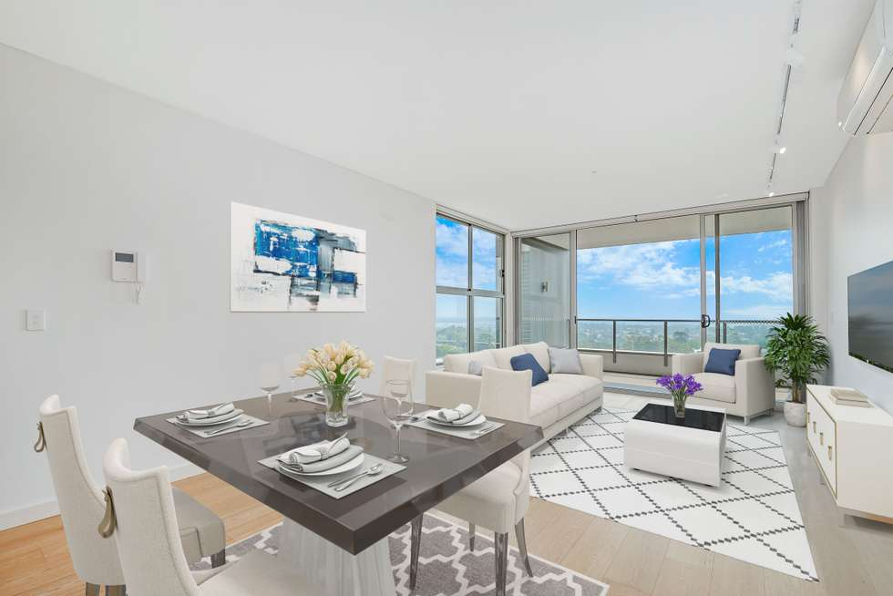 Second view of Homely apartment listing, 124/2-8 James Street, Carlingford NSW 2118