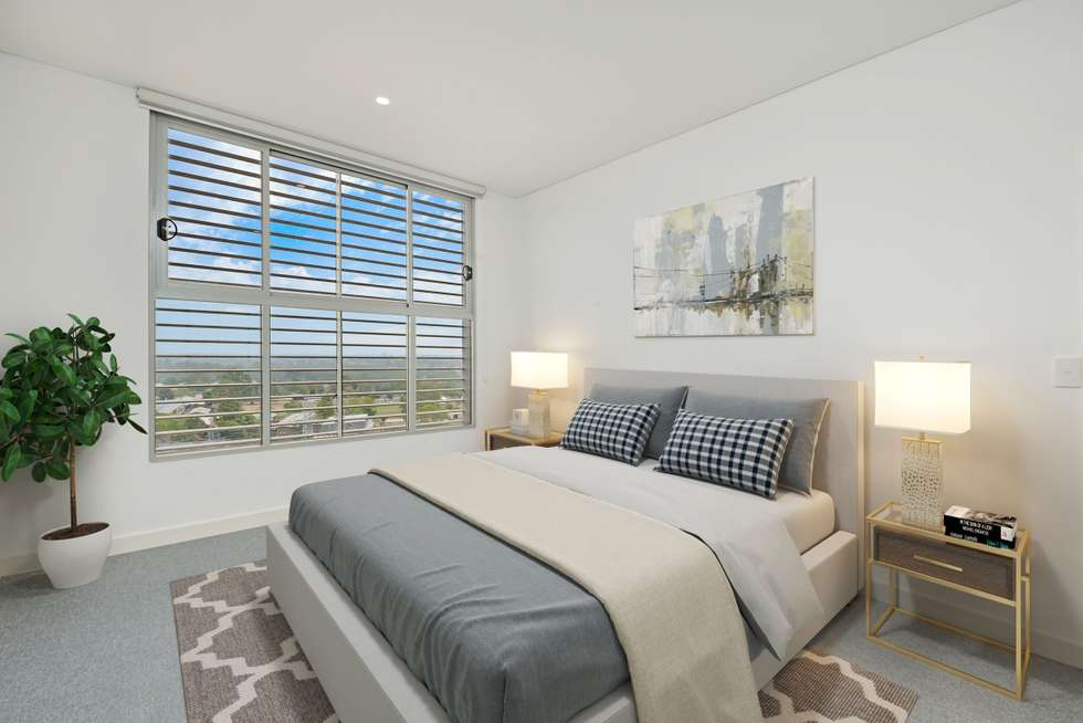 Fourth view of Homely apartment listing, 124/2-8 James Street, Carlingford NSW 2118