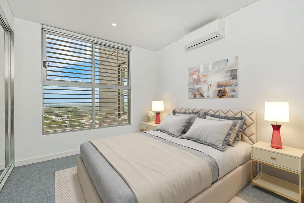 Fifth view of Homely apartment listing, 124/2-8 James Street, Carlingford NSW 2118