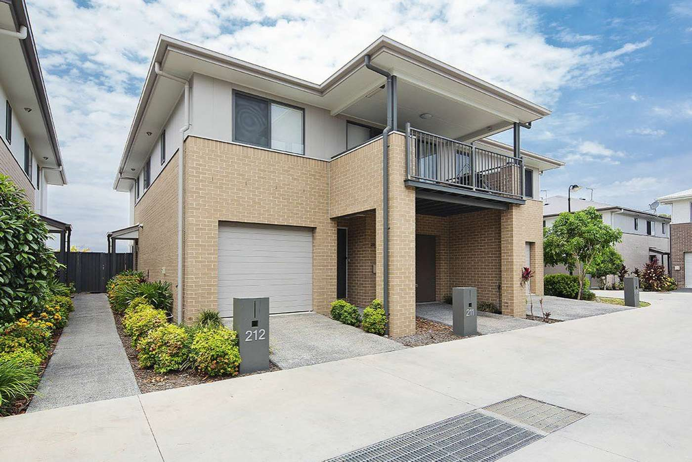 Main view of Homely townhouse listing, 215/25 Farinazzo Street, Richlands QLD 4077