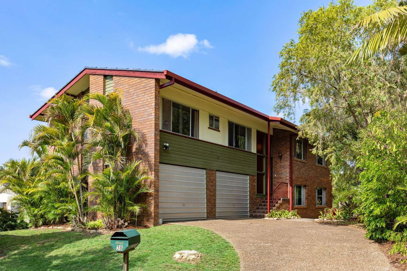 Main view of Homely house listing, 38 D'Aguilar Road, The Gap, QLD 4061