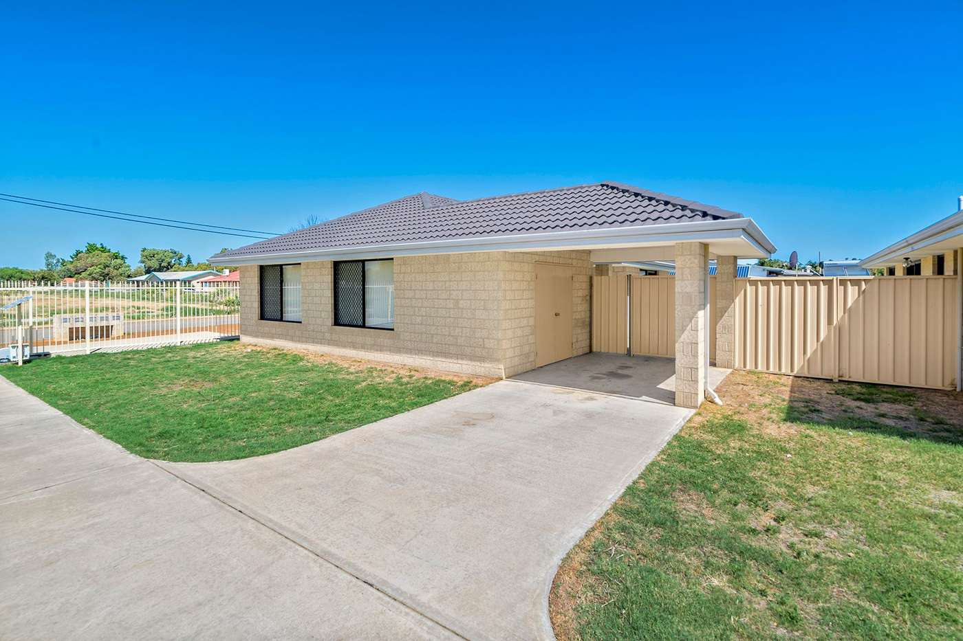 Main view of Homely unit listing, 1/43 Lawley Street, Spalding, WA 6530