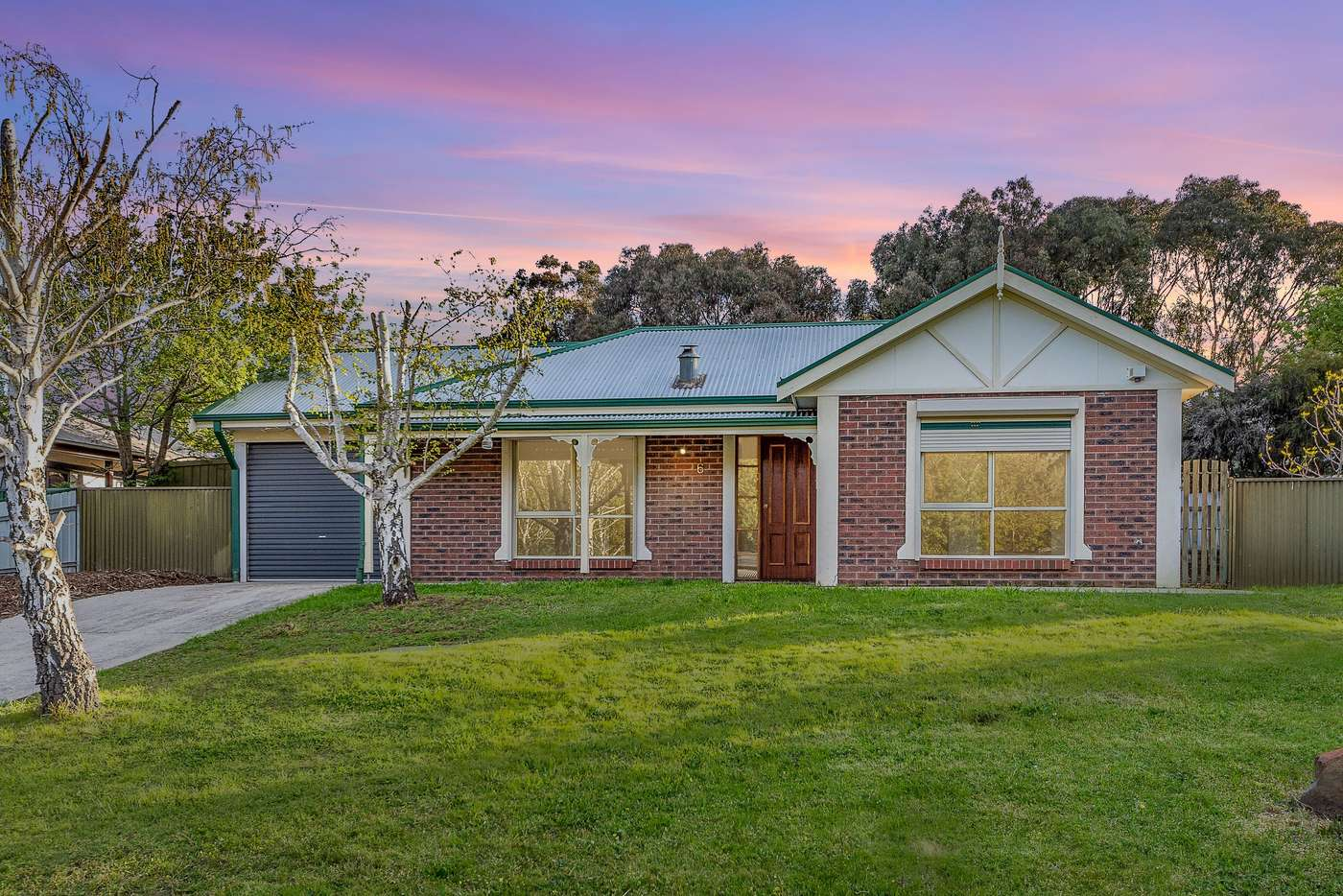 Main view of Homely house listing, 6 Hillier Road, Nairne SA 5252