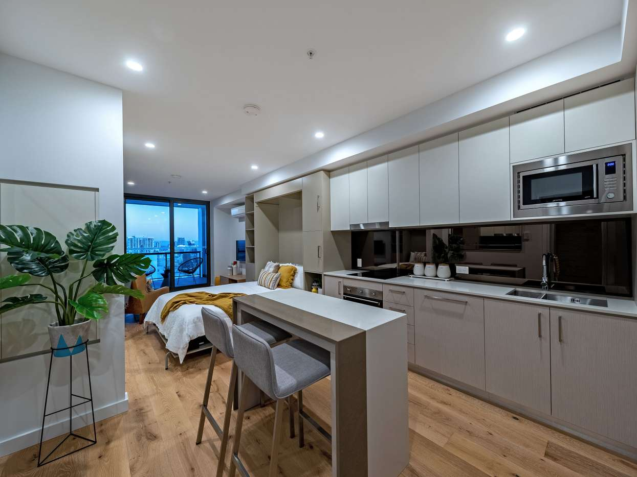 Main view of Homely apartment listing, 1115/380 Murray Street, Perth, WA 6000