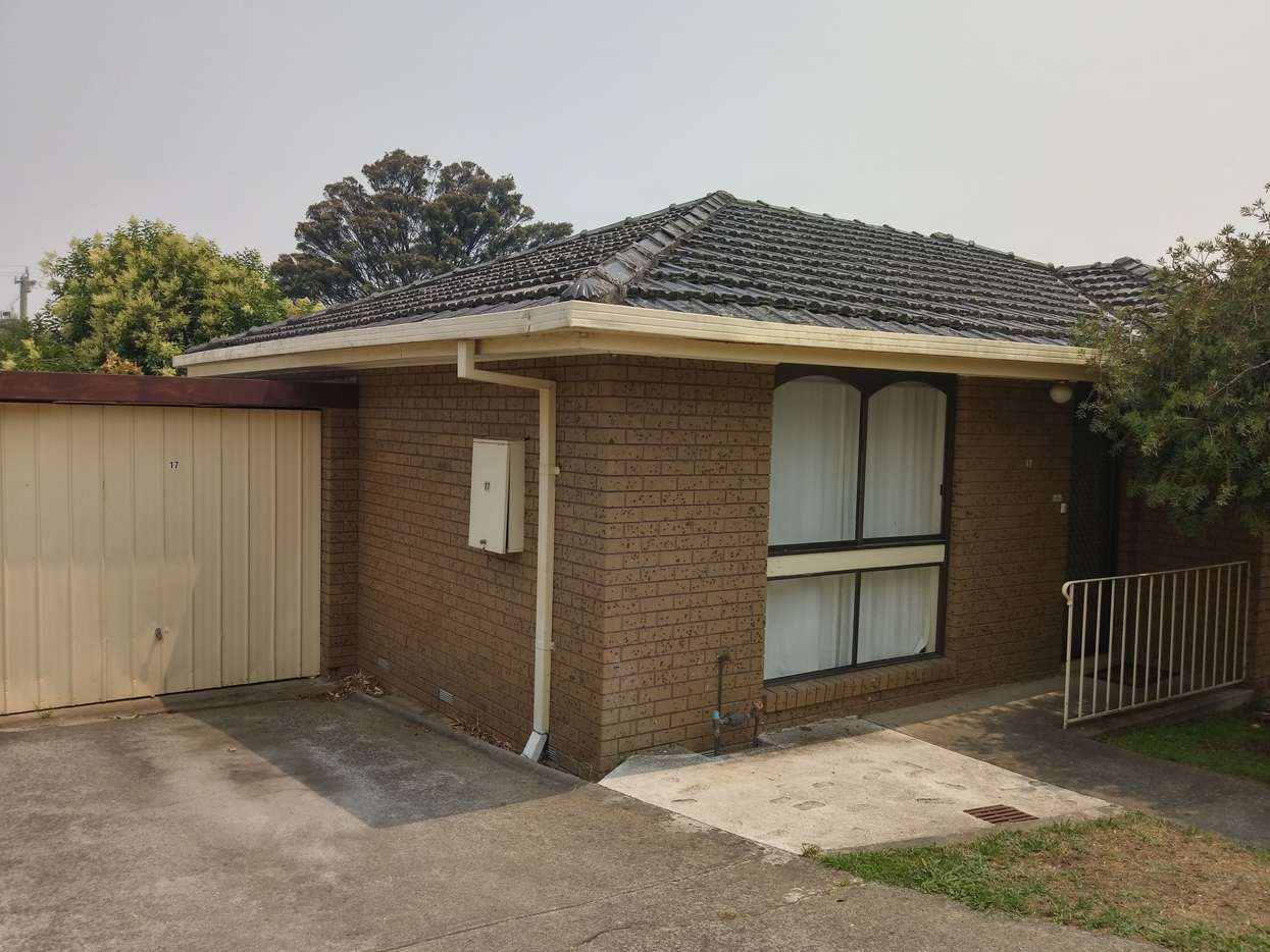 Main view of Homely unit listing, 17/114 Ferntree Gully Road, Oakleigh East, VIC 3166