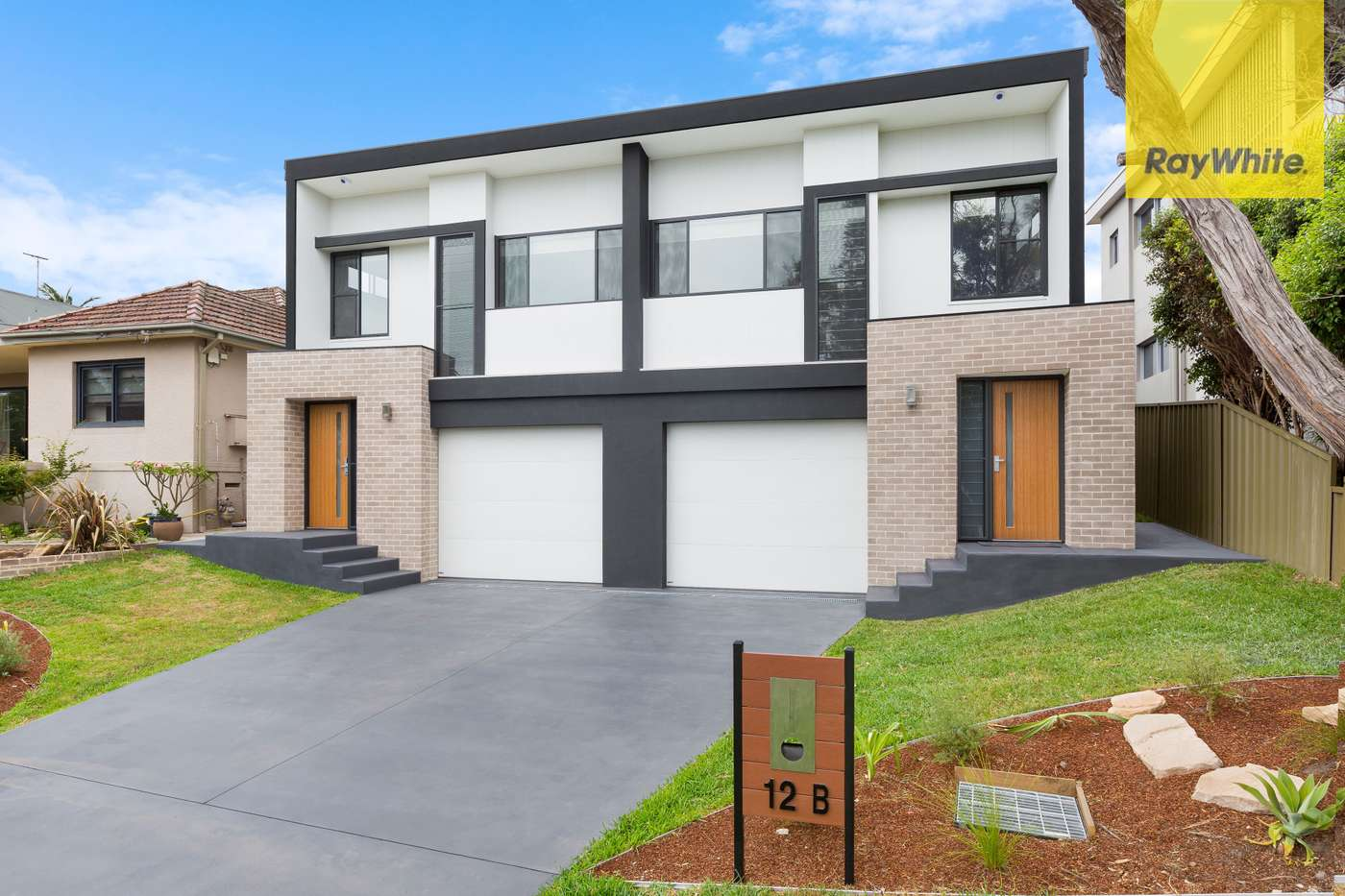 Main view of Homely semidetached listing, 12B Fairs Avenue, Woolooware, NSW 2230
