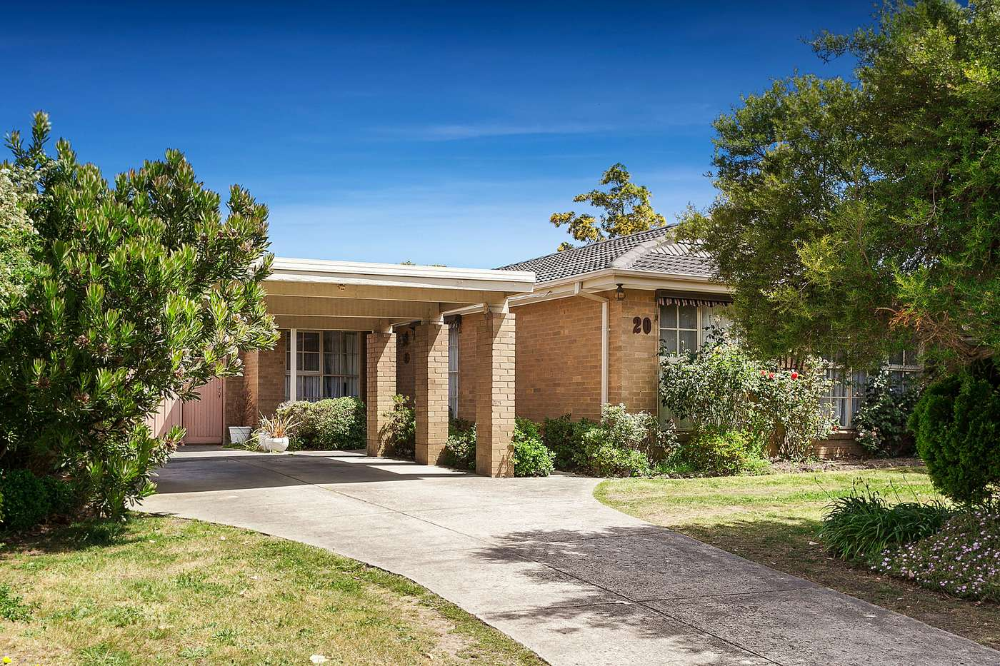 Main view of Homely house listing, 20 Annandale Crescent, Glen Waverley, VIC 3150