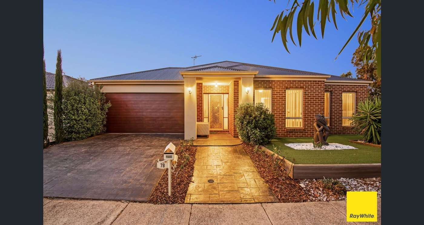 Main view of Homely house listing, 78 Federation Boulevard, Truganina, VIC 3029