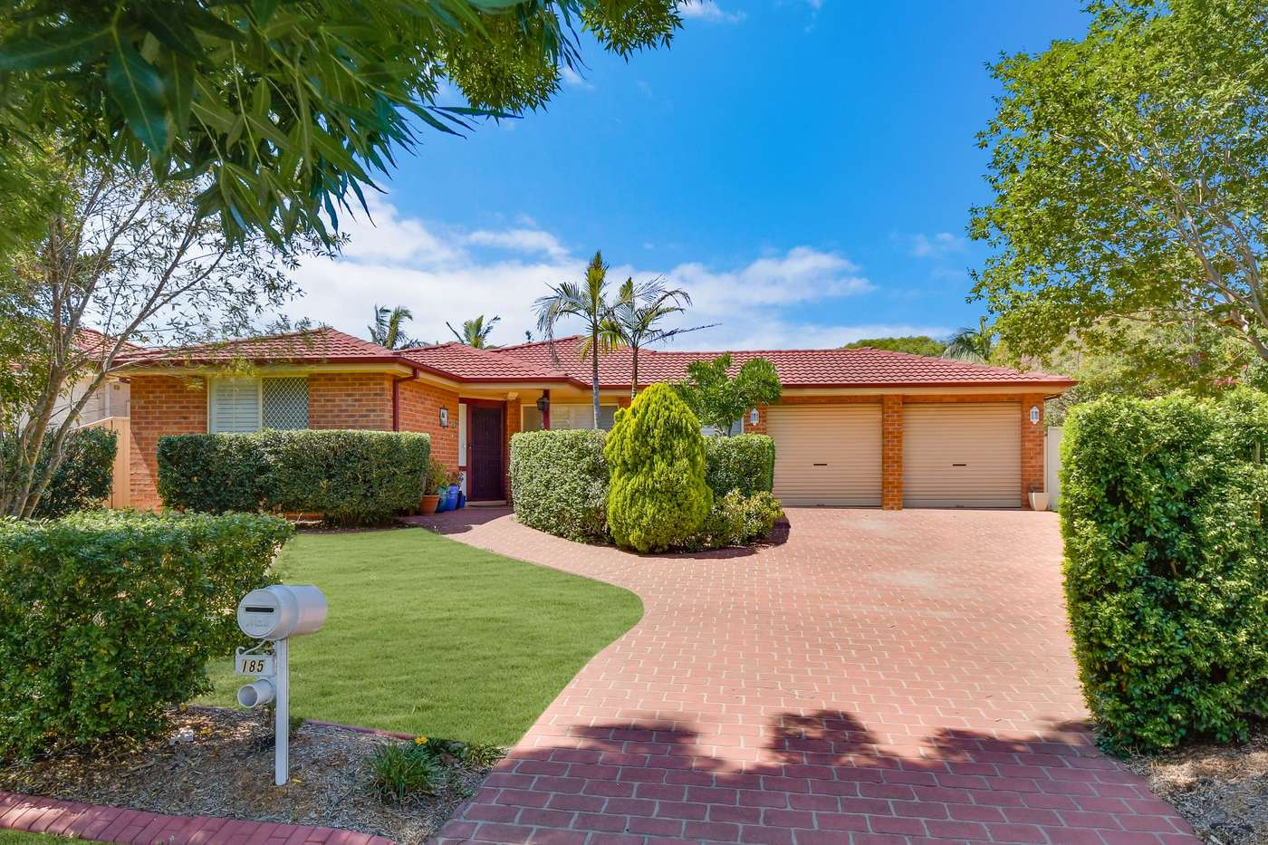 Main view of Homely house listing, 185 Mount Annan Drive, Mount Annan, NSW 2567