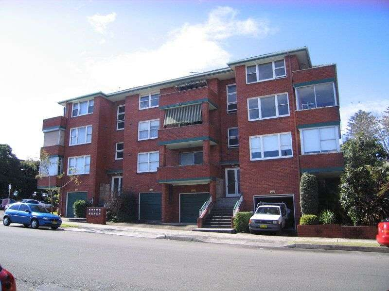 Main view of Homely unit listing, 8/9 Frances Street, Randwick, NSW 2031
