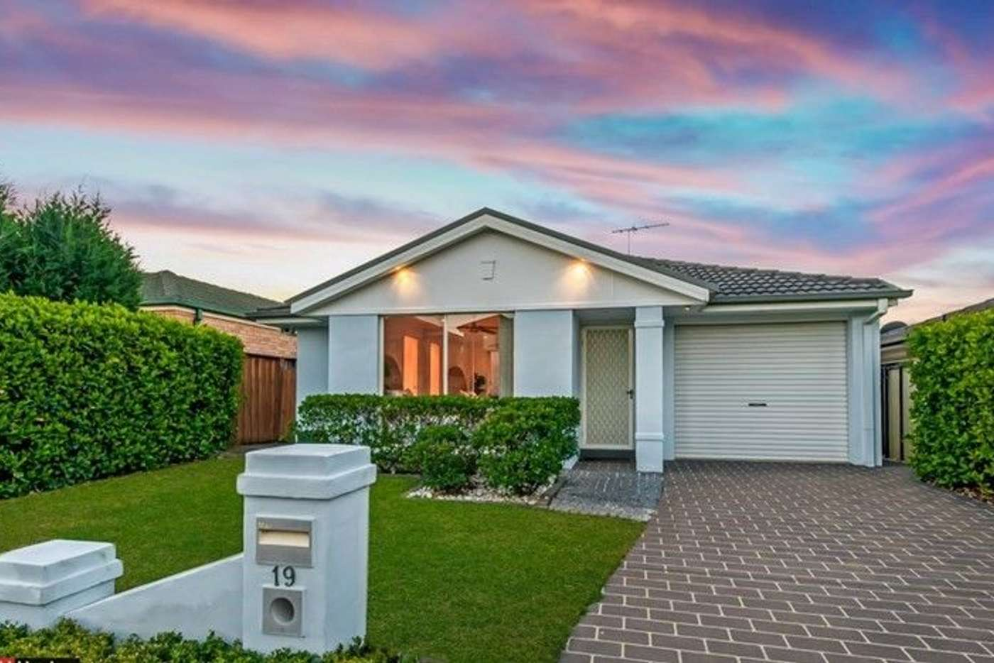 Main view of Homely house listing, 19 Gunsynd Street, Kellyville Ridge NSW 2155