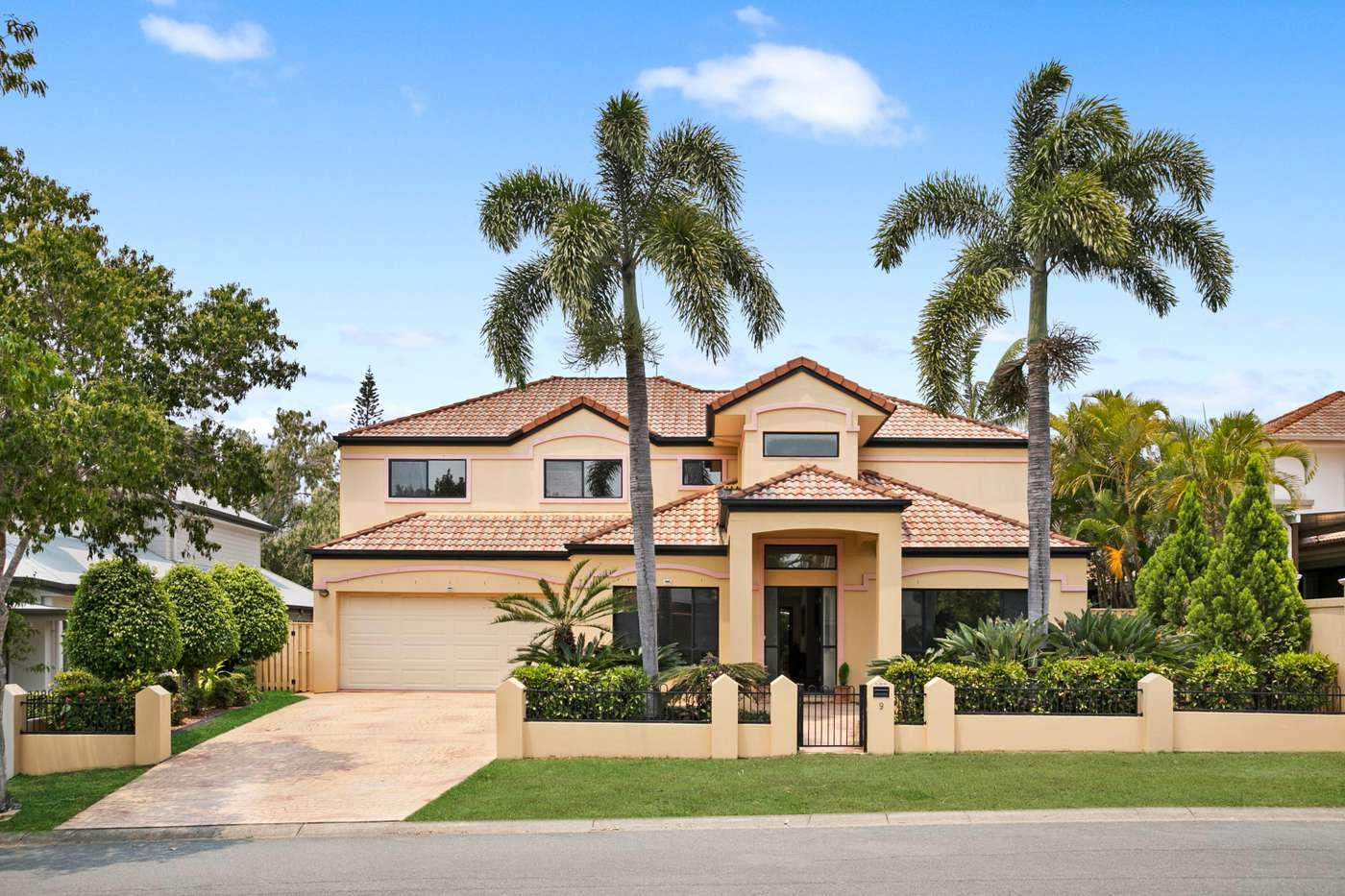 Main view of Homely house listing, 9 Pine Valley Drive, Robina, QLD 4226