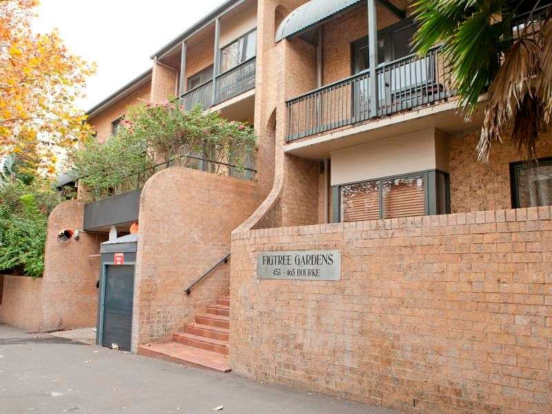 Main view of Homely apartment listing, 29/453 Bourke Street, Surry Hills, NSW 2010